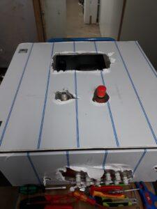 Ozonsysteem voor luchtbehandeling