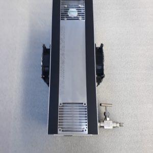 Compact ozongenerator luchtgekoeld