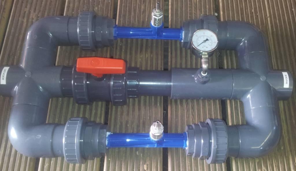 ozon injector
